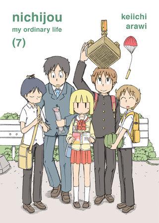 Nichijou, 7 by Keiichi Arawi