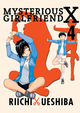 Mysterious Girlfriend X, 4 by Riichi Ueshiba