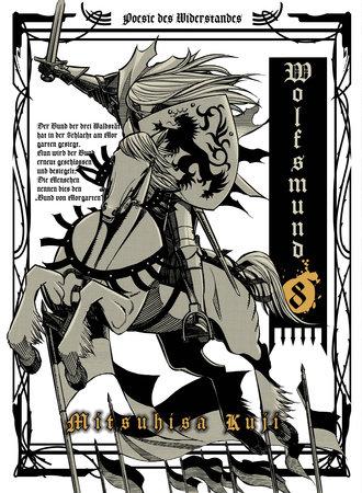 Wolfsmund, Volume 8 by Mitsuhisa Kuji