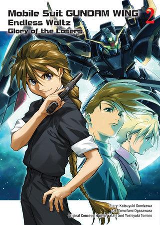 Mobile Suit Gundam WING, 2 by Tomofumi Ogasawara