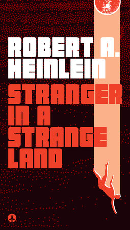 The cover of the book Stranger in a Strange Land