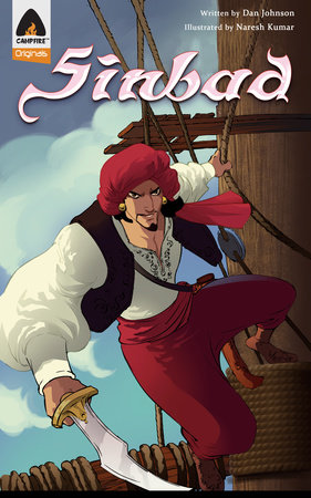 Sinbad: The Legacy by Dan Johnson