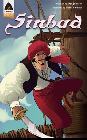 Sinbad: The Legacy by Dan Johnson
