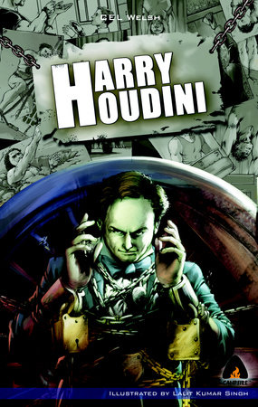 Harry Houdini by CEL Welsh