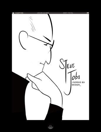 Steve Jobs: Genius by Design by Jason Quinn