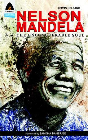 Nelson Mandela by Lewis Helfand
