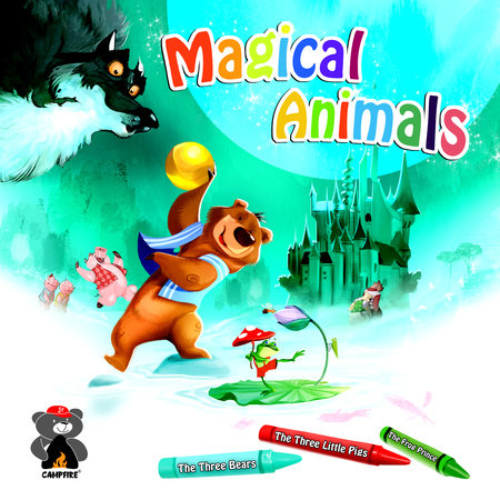 Magical Animals by Jason Quinn and Sourav Dutta