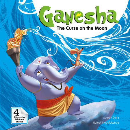 Ganesha: The Curse on the Moon by Sourav Dutta