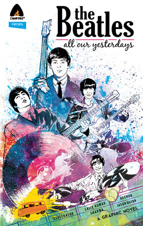 The Beatles by Jason Quinn