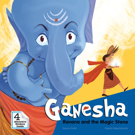 Ganesha: Ravana and the Magic Stone by Sourav Dutta