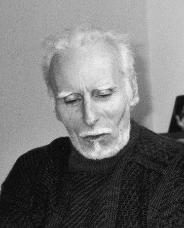 Photo of Jack Gilbert