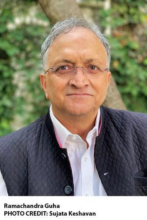 Photo of Ramachandra Guha