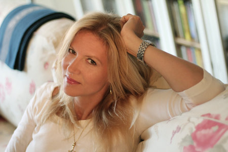 Photo of Liza Marklund