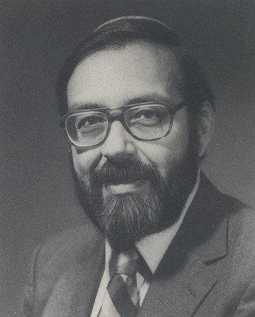Photo of Reuven Hammer