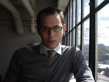 Photo of Daniel H. Wilson