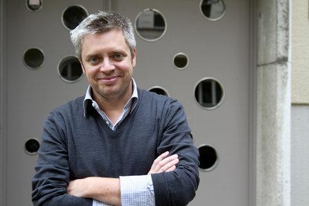 Photo of Paul Harding
