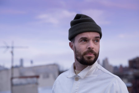 Photo of Oliver Jeffers