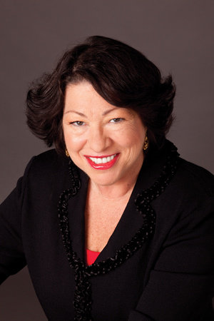 Photo of Sonia Sotomayor