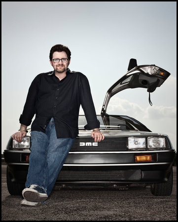 Photo of Ernest Cline