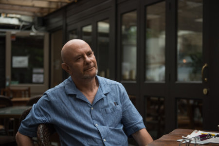 Photo of Nick Hornby