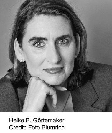 Photo of Heike B. Gortemaker