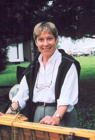 Photo of Julie Johnston