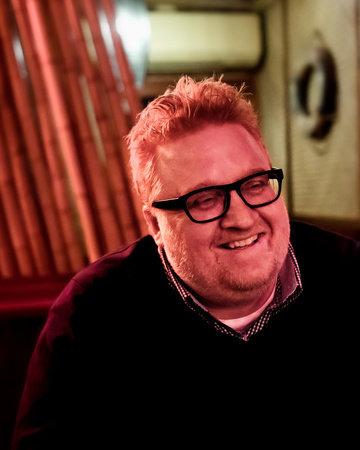 Photo of Brad Thomas Parsons