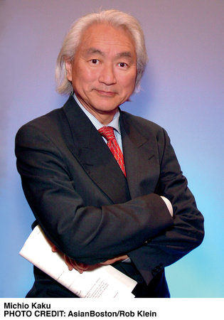 Photo of Michio Kaku