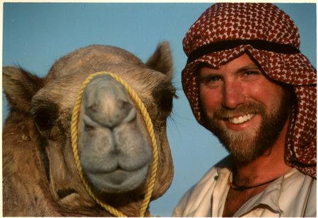 Photo of Bruce Kirkby