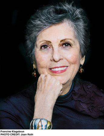 Photo of Francine Klagsbrun