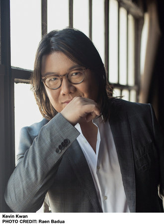 Image of Kevin Kwan