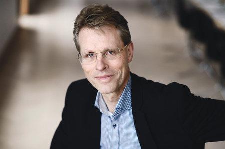 Photo of Bo Lidegaard