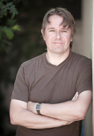 Photo of Alastair Reynolds