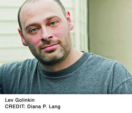 Photo of Lev Golinkin