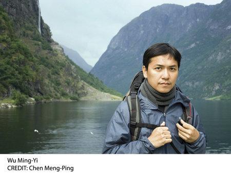 Photo of Wu Ming-Yi