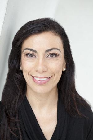 Photo of Carmen Aguirre