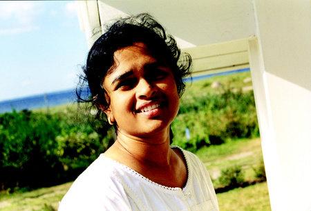 Photo of Amulya Malladi