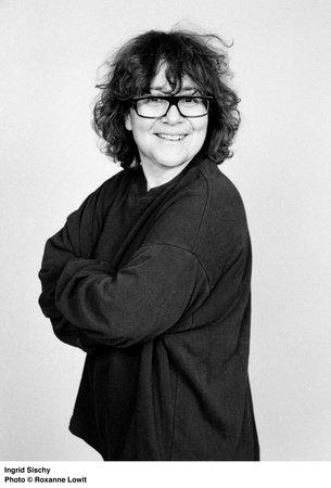 Photo of Ingrid Sischy