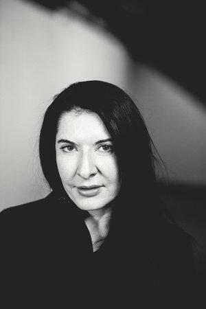 Photo of Marina Abramovic