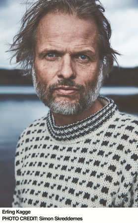 Photo of Erling Kagge