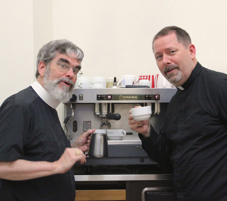 Photo of Guy Consolmagno, SJ