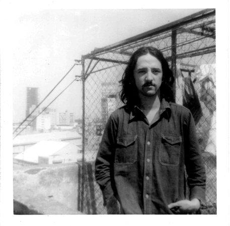 Photo of Roberto Bolaño