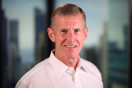 Photo of General Stanley McChrystal