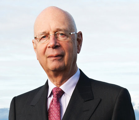 Photo of Klaus Schwab