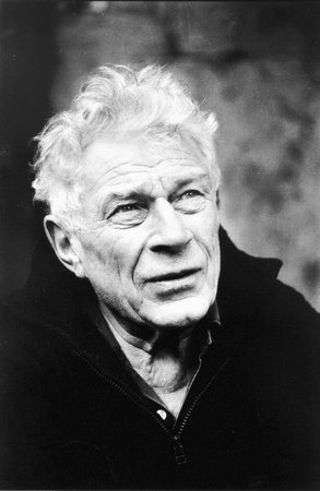 Photo of John Berger