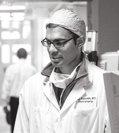 Photo of Paul Kalanithi