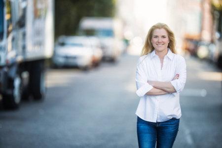 Photo of Margaret O'Mara
