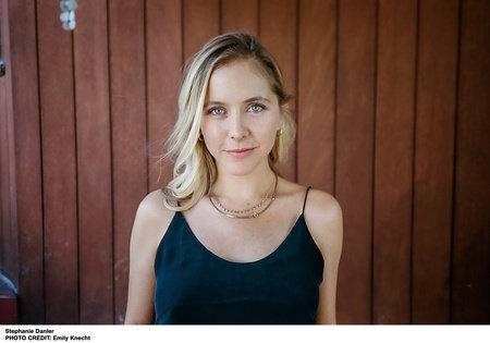 Photo of Stephanie Danler