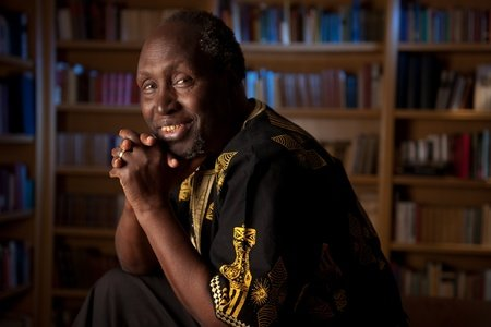 Photo of Ngugi wa Thiong'o