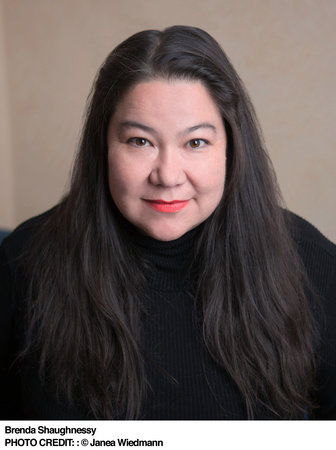 Photo of Brenda Shaughnessy